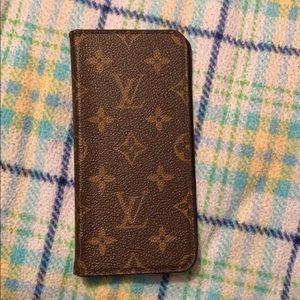 Louis Vuitton IPhone 7 Plus case